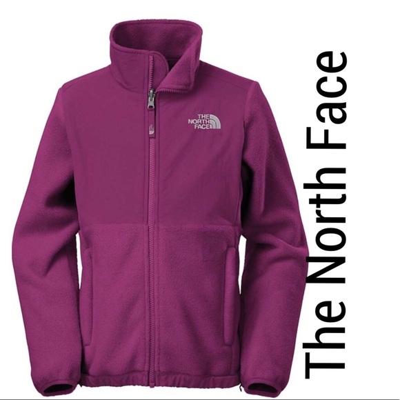 3b37dc538 💥PRICE DROP💥Girls North Face Denali Jacket NEW!! NWT